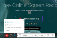 Apowersoft Free Screen Recorder for PC Download