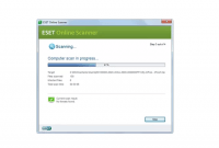 ESET Online Antivirus Scanner