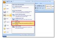 2007 Microsoft Office Add-in