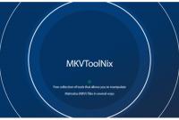 MKVToolNix Free 32-bit
